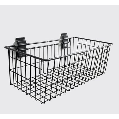 Slat Wall Basket
