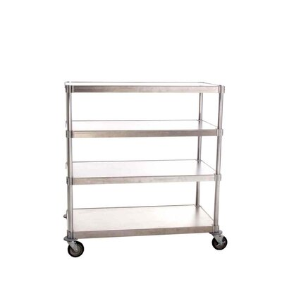 PVIFS Four Shelf Queen Mary Mobile Shelving Unit