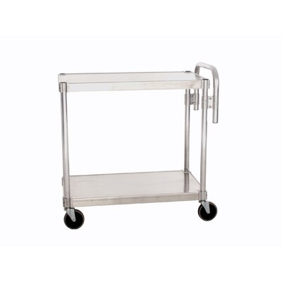PVIFS Two Shelf Utility Cart