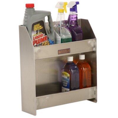 "PVIFS Storage Solutions 18"" H 2 Shelf Shelving Unit Starter"