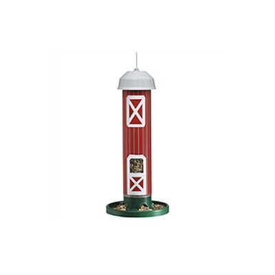 Pet Zone Barn Seed Feeder