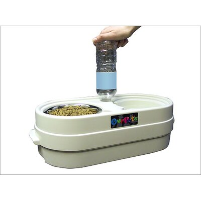 Raised Feeders Signature Series Pet Feeder