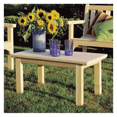 English Garden Coffee Table