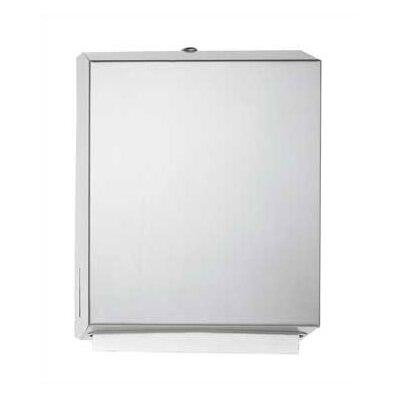 American Specialties Traditional Surface Mount Paper Towel Dispenser