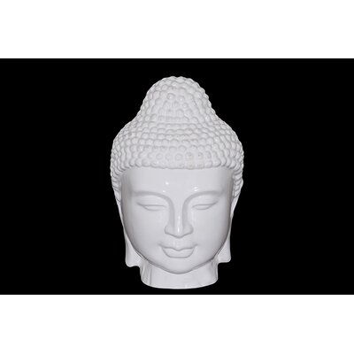 Urban Trends Ceramic Buddha Head