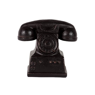 Urban Trends Resin Telephone