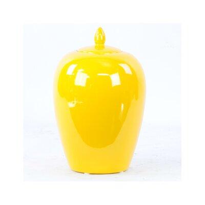 Urban Trends Ceramic Jar