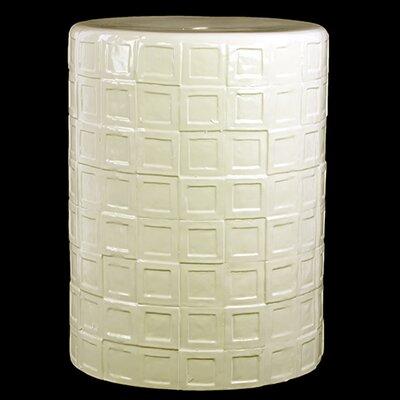 Urban Trends Ceramic Stool