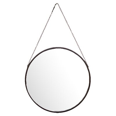Urban Trends Home and Garden Accents Metal Mirror