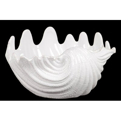 Ceramic Seashell