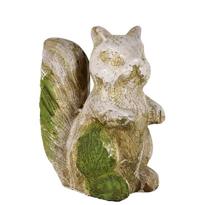 Urban Trends Squirrel Statue