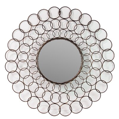 Urban Trends Metal Wall Mirror