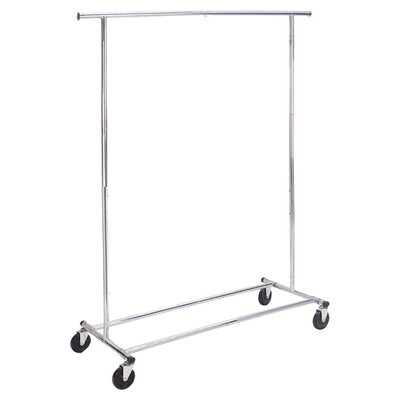 <strong>Richards Homewares</strong> Free Standing Storage Commercial Garment Rack