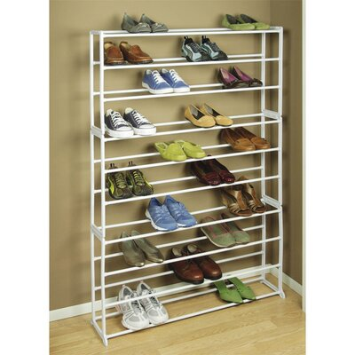 <strong>Richards Homewares</strong> 50 Pair Shoe Tower Storage Rack