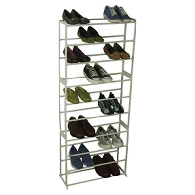 30 Pair Shoe Storage Rack