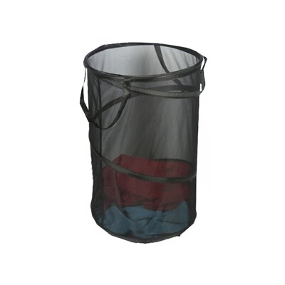 Laundry Micro Mesh Spiral Pop Up Hamper