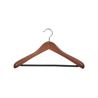 Wood Rib Bar Suit Hanger