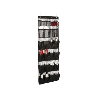 Richards Homewares Skyline Closet Storage 22 Pocket Over the Door Organizer