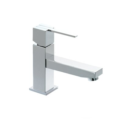 Roman Soler by Nameeks Kuatro Plus Deck Mount Bathroom Sink Faucet