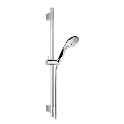 Roman Soler by Nameeks Sliding Rails Round Hand Held Shower