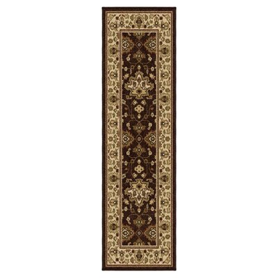 <strong>Orian Rugs Inc.</strong> Four Seasons Shazad Café Au Lait Rug