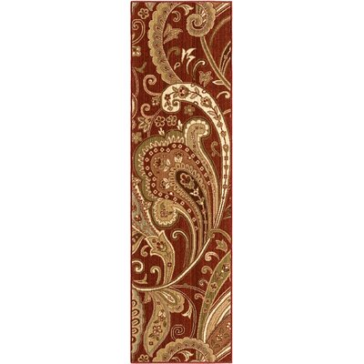 Orian Rugs Inc. Anthology Windsor Red Rug