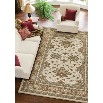 Orian Rugs Inc. Anthology Bazine Beige/White Rug