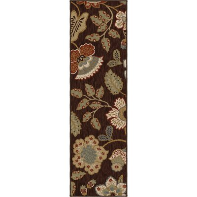 Harmony Brown Layla Rug