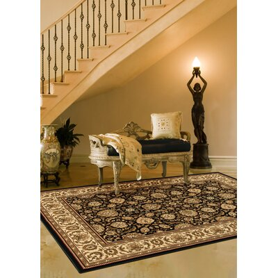 Orian Rugs Inc. American Heirloom Black Farran Rug