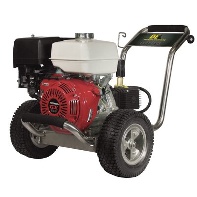 4000 PSI 4 GPM Cold Water Stainless Steel Comet Pump Pressure Washer