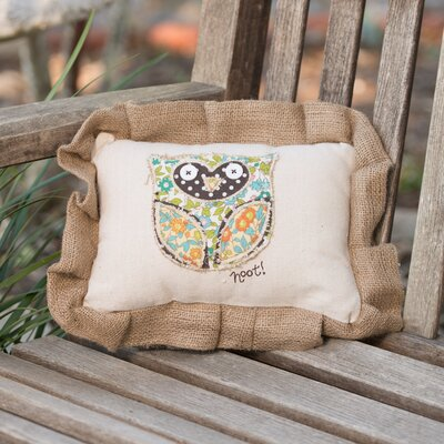 Glory Haus Owl Pillow