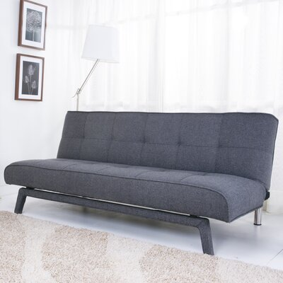 Leader Lifestyle Johansson 3 Seater Convertible Sofa Clic