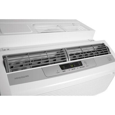 Frigidaire 6 000 btu energy star window mounted low for 10 inch tall window air conditioner