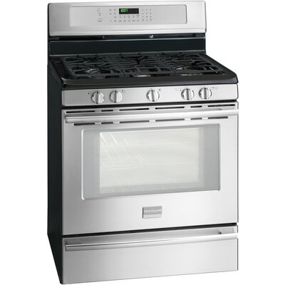 Professional Series 5 cu. Ft. Gas Free-Standing Range