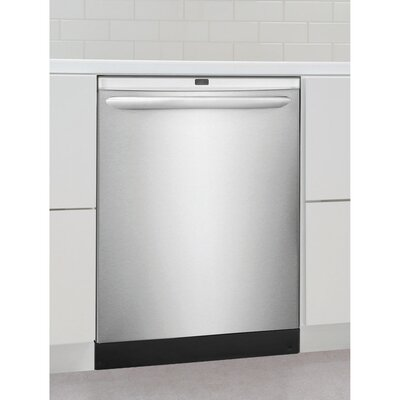 how to clean the filter in a fridgidaire dishwasher