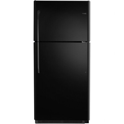 Energy Star 21 Cu. Ft. Refrigerator with Top-Mount Freezer