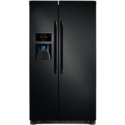 22.6 Cu. Ft. Counter-Depth Side-by-Side Refrigerator/Freezer