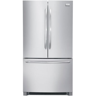 Gallery Series Energy Star Counter-Depth French Door Refrigerator / Freezer with Internal Ice Maker