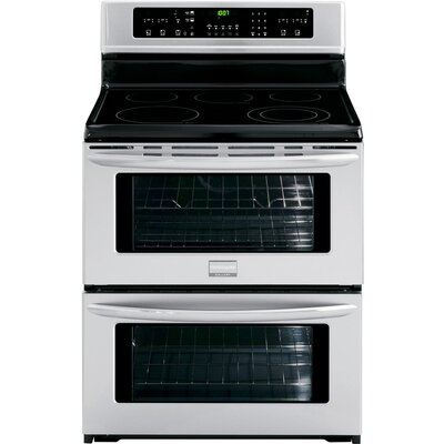Gallery Series Electric Freestanding Symmetry Double-Oven Range