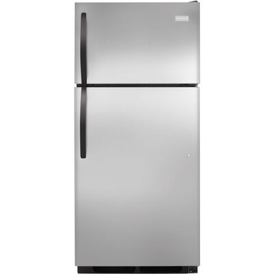 Energy Star Refrigerator with Top-Mount Freezer