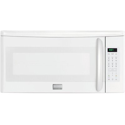 Frigidaire Gallery Series Over-the-Range Sensor Microwave with Space-Wise Rack