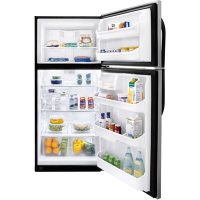 Frigidaire Refrigerator with Top-Mount Freezer
