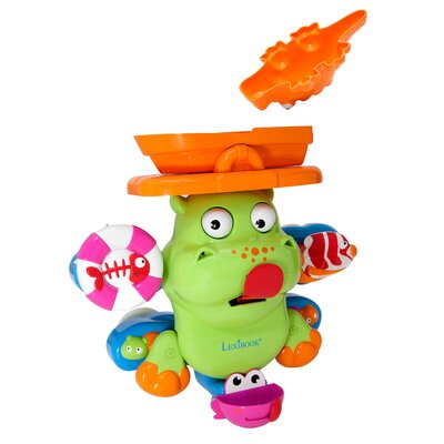 Lexibook Water Hippo' Bath Toy