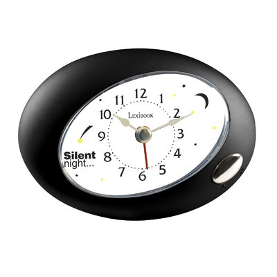Ellipse Alarm Clock