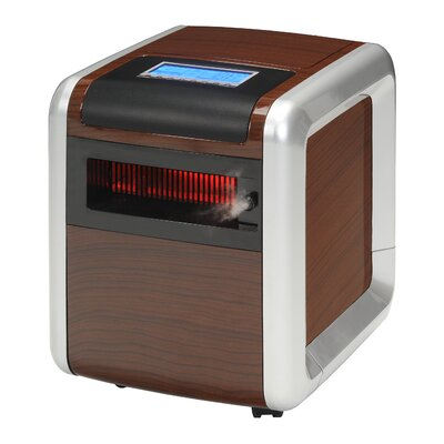 1,500 Watt Infrared Cabinet Space Heater