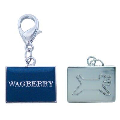 Wagberry Dog Charm