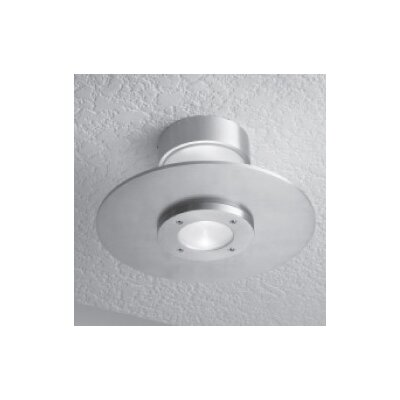 LumenArt Alume 1 Light Wall/ Ceiling Mount Light