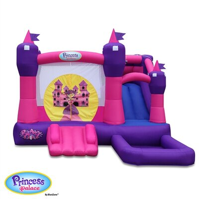 Princess Combo Bounce House