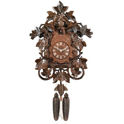Eight Day Cuckoo Wall Clock