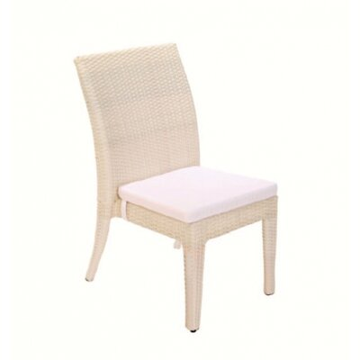 BOGA Furniture Lucy Dining Side Chair with Cushion